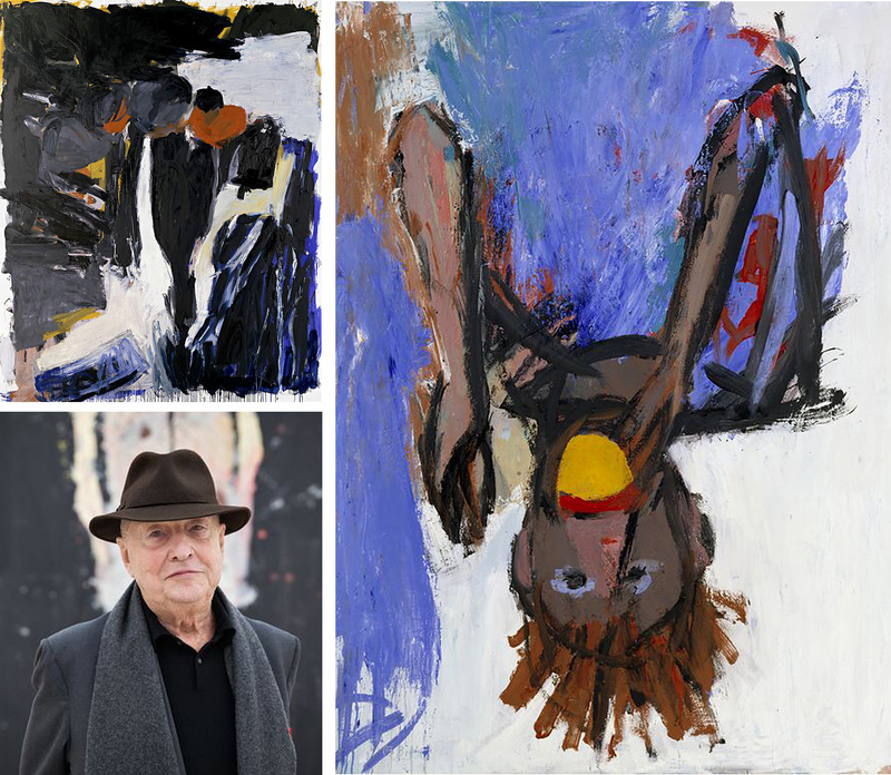 Large baselitz bb